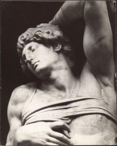 Psychothérapeute Paris- psychothérapie pour se libérer de ses entraves - Michel-Ange, esclave, Louvre, Paris
